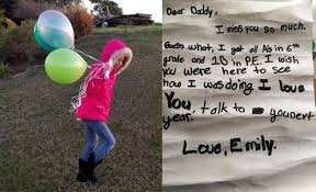 balloon delivery bakersfield ca hollister girl melts hearts with letters to sfgate