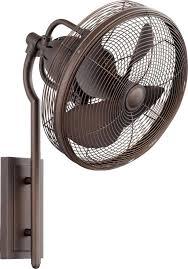 outdoor oscillating fans patio quorum international 92413 veranda 4 blade wall mount patio fan