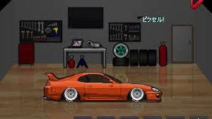 m toyota pixel car racer 3m toyota supra budget series youtube