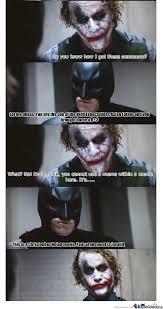 Batman Joker Meme - arguement by shadowstorm meme center