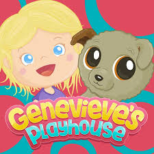 genevieve u0027s playhouse toy learning for kids youtube
