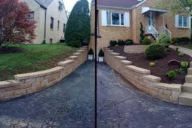 cranberry 16066 landscaping walls pavers mowing concrete