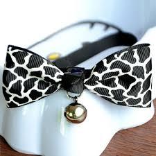 8 colors print adjustable pet decorative collars with bells