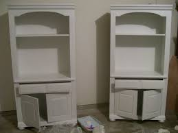 White Wooden Furniture The Pear Tree Cottage How To Paint Particleboard Laminate Furniture