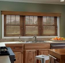 custom faux wood blinds u0026 window treatments alluring window