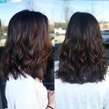long bobs with dark hair gallery balayage lob dark hair women black hairstyle pics