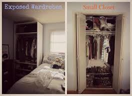 narrow wardrobe closet driveway with pavers rolling desk cart