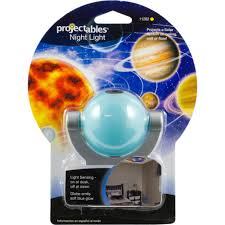 Light Projector For Kids Room by Projectables Night Light Led Projection Planet Design Plastic