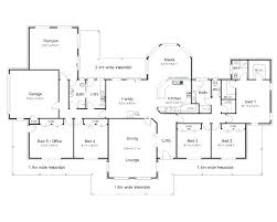 ranch house floor plans open plan ranch house floorplans open ranch house floor plans with basement