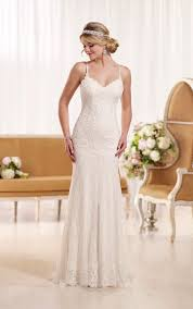 lace beach wedding dress essense of australia