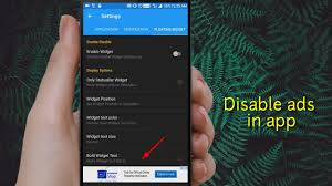 disable app android how to disable ads in app you can do it with android 7 nougat