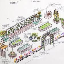 design a vegetable garden layout unique simple vegetable garden