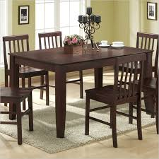 dark wood dining room tables 20 wood rectangle dining tables that seats 6 under 500