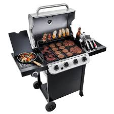 Brinkmann 2 Burner Gas Grill Review amazon com char broil performance 475 4 burner cart liquid