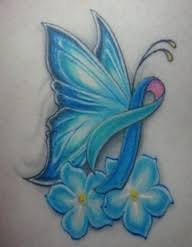 54 best thyroid cancer tattoo images on pinterest cancer ribbon