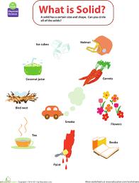 collections of matter worksheets for kindergarten wedding ideas