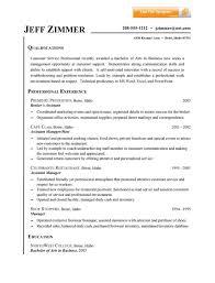 summary resume exles resume summary exles for customer service resume templates