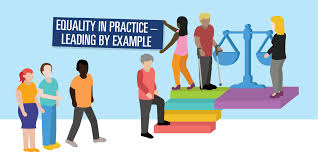 leading equality in practice u2013 leading by example social platform