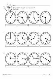 second grade time worksheets all kinds of time worksheets matching analog and digital clock
