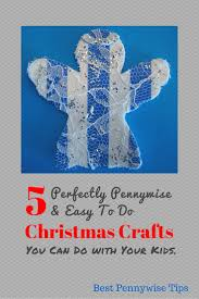 christmas crafts with kids placemats santas reindeer chains
