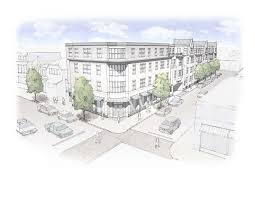 luxury apartment plan approved for thayer