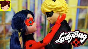 el beso secundaria ni 241 os heroes youtube lady bug y cat noir vencen al borra memoria episodio con muñecas