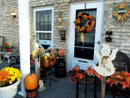 Halloween Decorating Ideas For Apartments Stunning Front Porch Halloween Decoration Ideas 73 On Apartment