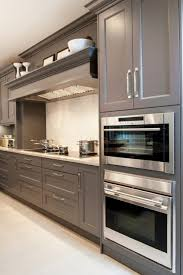 Charcoal Grey Kitchen Cabinets Gray Cabinets Design Ideas
