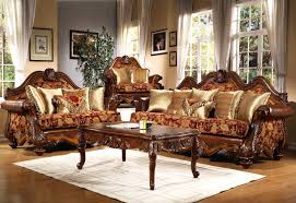 use of classic living room furniture for the best living room