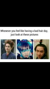 Bad Hair Day Meme - kpop meme bad hair day wattpad