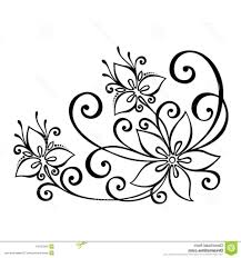 cool designs cool designs to draw nail art simple flower design draw on paper