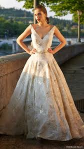 gold wedding dresses best 25 gold wedding gown colors ideas on bling bridal