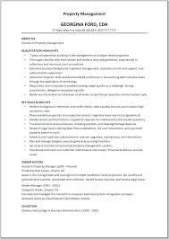 commercial model job description resumes for property managers manager job description resume jalcine