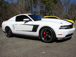 2010 Black Ford Mustang 2010 Custom Ford Mustang Gt For Sale American Muscle Cars