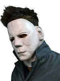 michael myers halloween mask half 2 horror mask karneval universe