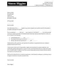 professional cover letter example professional cover letter