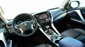 mitsubishi crossover interior 2016 mitsubishi pajero sport news reviews msrp ratings with