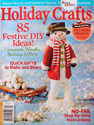 Better Homes And Gardens Christmas Crafts - you u0027ll have to pick up a copy of better homes u0026 gardens holiday