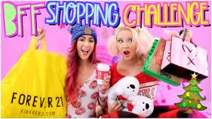 Challenge Mamamiamakeup Bestfriend Shopping Challenge 2017 Edition