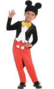 mickey mouse toddler costume disney mickey mouse costumes for kids adults party city