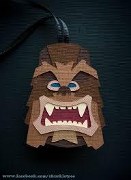tiki chewbacca ornament by wonderdookie on deviantart