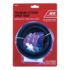 ace premium kitchen spray hose 9da0010340 faucet handles ace