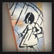 Urban Art Style - richie rich graffiti painting on canvas pop art style original