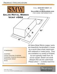502 salvo metal works