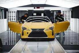 harga lexus lf lc concept produksi lexus lc spek eropa dimulai di pabrik bekas lca supercar