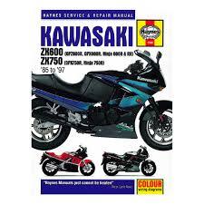 haynes workshop manual kawasaki gpz600r gpx600r gpx750r demon tweeks