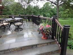elevated deck and patio ideas home u0026 gardens geek