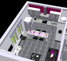 projet cuisine 3d eyredeco décoration d intérieur rendu 3d de votre projet