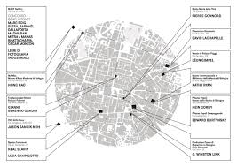 World Of Work Map by In Bologna Photography Examines The World Of Work