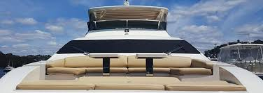 Boat Upholstery Sydney Ocean Covers Marine Canvas And Upholstery